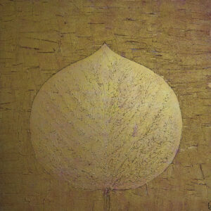 Bild Herbst Acryl auf Leinwand