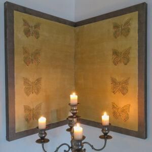 Bild Lichtblicke Acryl auf Leinwand