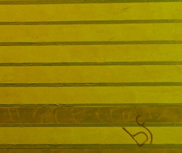 Bild Sommer Acryl auf Leinwand