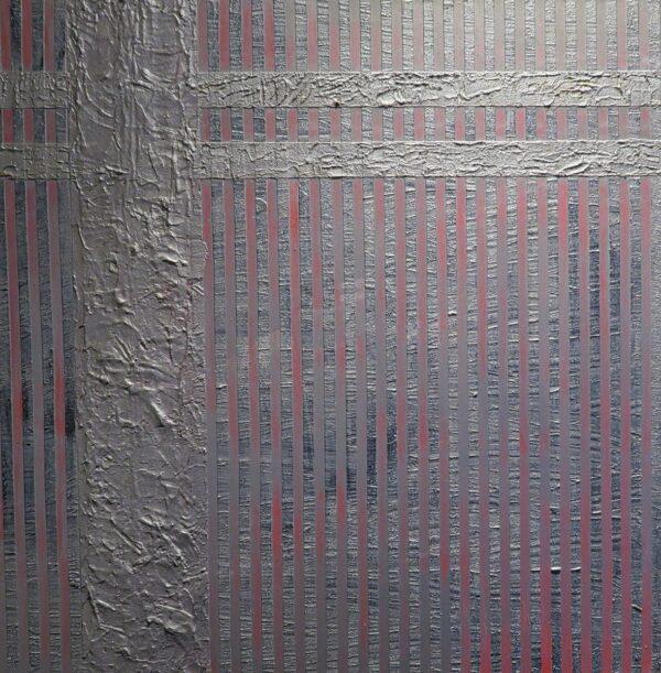 Bild Struktur Acryl auf Leinwand