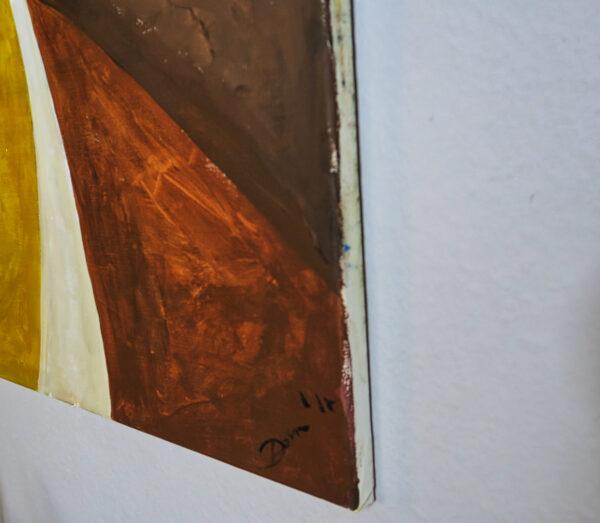 Bild Summer Light Acryl auf Leinwand